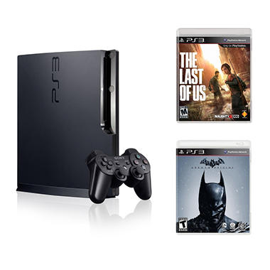 PS3 250GB Holiday Bundle