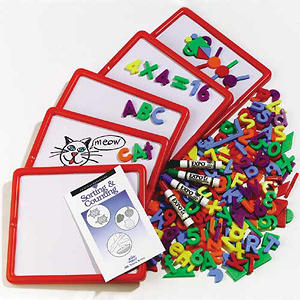 Magnetic Play and Learn Set - 5 pk.