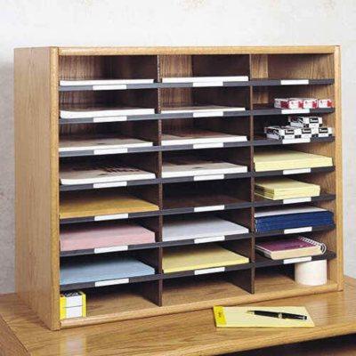 Mailroom & Literature Organizers