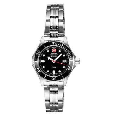 Wenger Swiss Military Ladies' Alpine Diver Watch