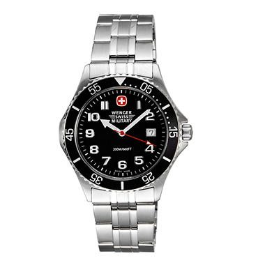 Wenger Swiss Military Alpine Diver Watch