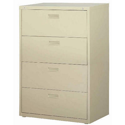 Hirsh - 4-Drawer Lateral File Cabinet