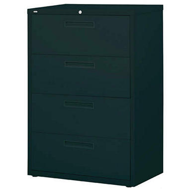 Hirsh - Lateral File Cabinet, 4-Drawer, 36