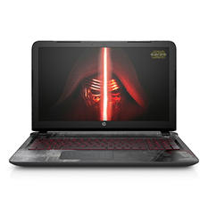 "HP Star Wars Special Edition, 15.6"" Notebook, Intel Core i5-6200U, 6GB Memory, 1TB Hard Drive, with Windows 10"