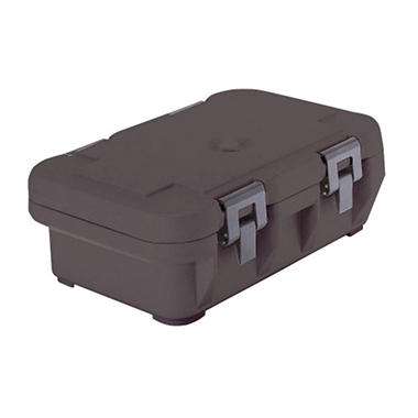 "Cambro Ultra Pan Camcarrier - 4"" Deep"