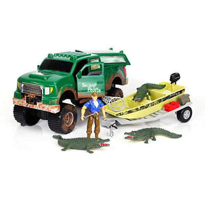 Swamp People Deluxe Gift Set