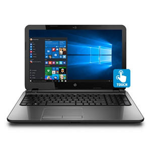 "HP 15.6""  HD WLED Touchscreen Notebook 15-g317cl , AMD A6-5200, 8GB Memory, 1TB Hard Drive, Windows 10"