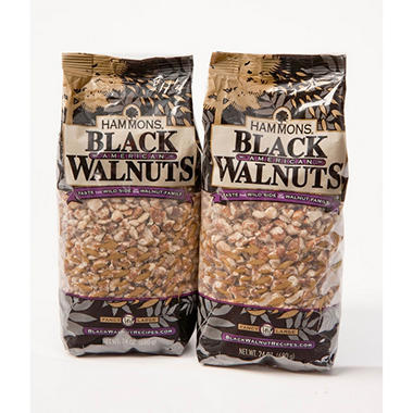 Hammons Black Walnuts - 24 oz. - 2 ct.
