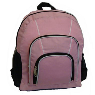 "16"" Backpack Pink Case - 30 pk."