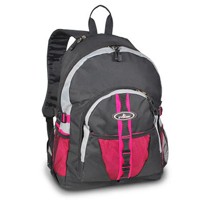 "19"" Backpack Hot Pink Case - 30 pk."