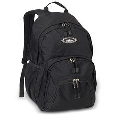 "17"" Backpack Black Case - 30 pk."