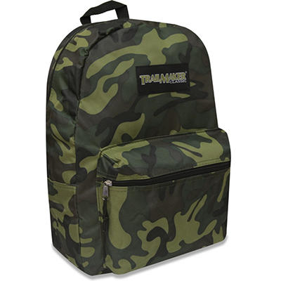 "17"" Backpack Camo Case - 24 pk."