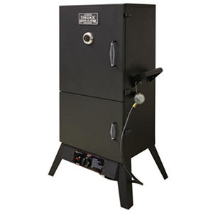 "Smoke Hollow 38"" LP Gas Smoker with 2 Doors"