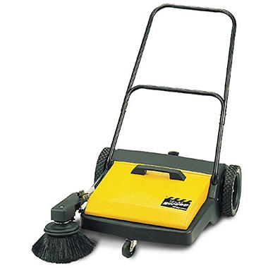 Shop Vac� Shop-Sweep Industrial Push Sweeper