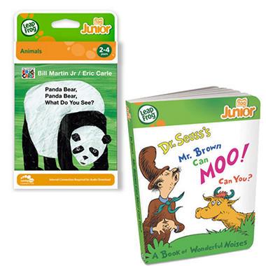 Tag Jr: Mr.Brown Can Moo/ Panda Bear