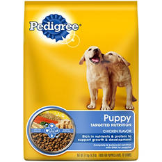Pedigree Puppy Complete Nutrition Dry Dog Food (16.3 lbs)