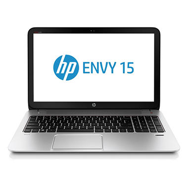 "*$674 after $125 Tech Savings* HP ENVY 15-J017CL 15.6"" Laptop Computer, Intel Core i7-4700MQ, 8GB Memory, 750GB Hard Drive"