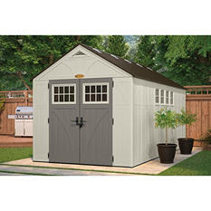 Suncast 8' x 16' Tremont Storage Shed