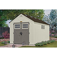 Suncast 8' x 13' Tremont Storage Shed