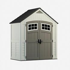 Suncast 7' x 4' Cascade Storage Shed