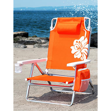BEACH CHR-ORNGE ORANGE