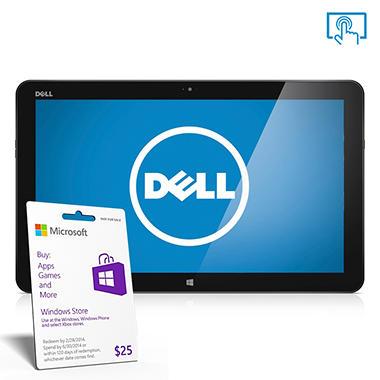"Dell XPS 18 18.4"" Portable Touchscreen Computer, Intel Core i3-3227U, 4GB Memory, 500GB Hard Drive"