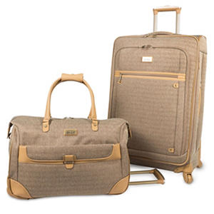 Nicole Miller 2-Piece Luggage Set (Assorted Colors)