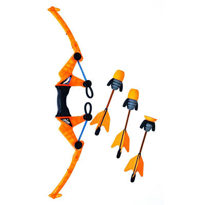 Air Storm Orange Bow and Arrow