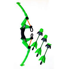 Air Storm Green Bow and Arrow