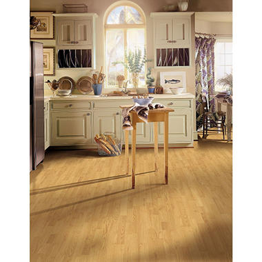 Premier™ from Armstrong Natural Oak - 7mm Laminate Flooring