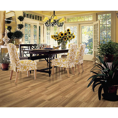 Premier™ from Armstrong Teak- 7mm Laminate Flooring