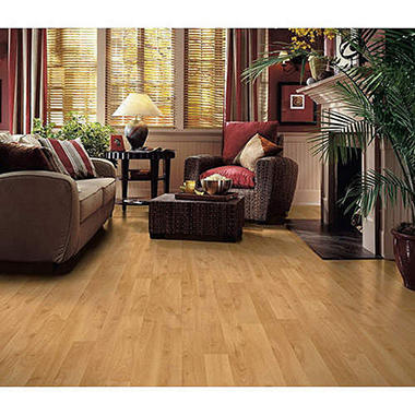 Sample - Premier? from Armstrong - 7mm Laminate Flooring Various Colors