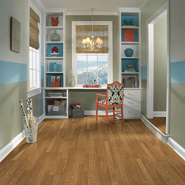 Premier by Armstrong 12mm Laminate Flooring Sample-Various Colors