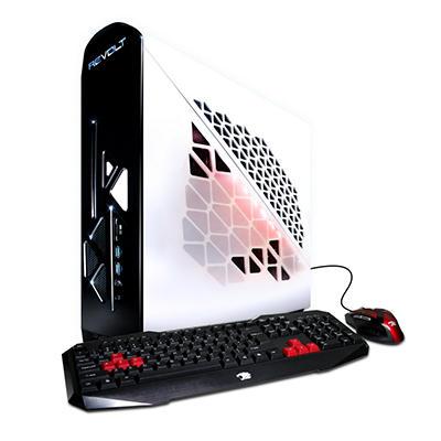 iBUYPOWER Revolt SC600 Desktop Computer, Intel Core i7-4770, 16GB Memory, 2TB Hard Drive