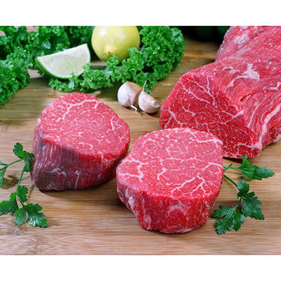 Kobe Beef 6 oz. USDA Prime Filet - 6 pk.