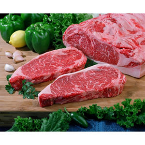 Kobe Beef of Texas 14 oz. Strip (4 pk.)