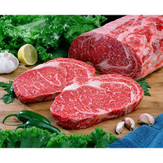Kobe Beef of Texas 14 oz. Ribeye (4 pk.)