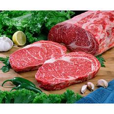Kobe Beef of Texas 14 oz. Ribeye Steak (4 pk.)