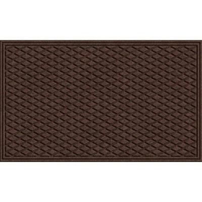Member's Mark Commercial Heavy Duty Mat, Chocolate (3' x 5')