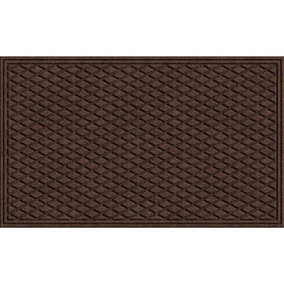 Member's Mark Commercial Heavy Duty Mat, Chocolate (3' x 5')