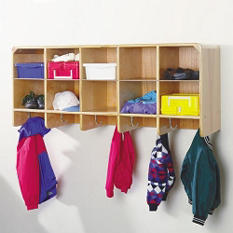 Hanging Coat Locker
