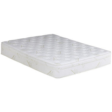 Softside Waterbed Mattress and Base - King