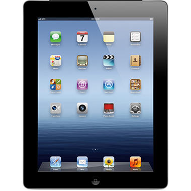 iPad third generation Wi-Fi 16GB - Black