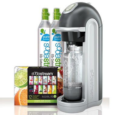 SodaStream? Fizz Mega Pack - Black