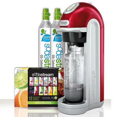 SodaStream? Fizz Mega Pack - Red