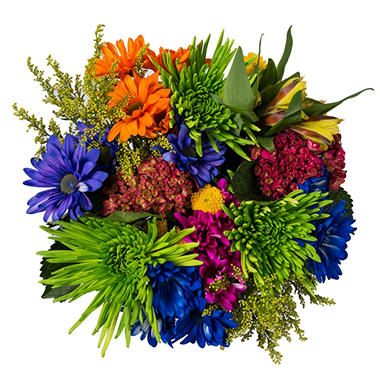 Tootie Fruity Mixed Bouquet - 8 Bouquets