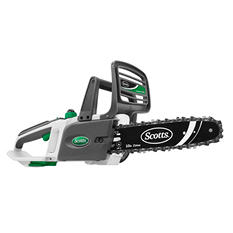 "Scotts SYNC 20-Volt Lithium-ion 10"" Cordless Chainsaw"