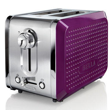 Bella Dots Toaster - Various Colors