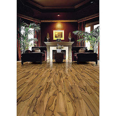 Premier™ from Armstrong - 12mm Laminate Flooring - Walnut -Pallet