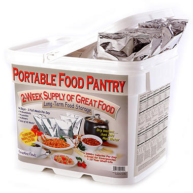 AlpineAire Foods Be Ready Pantry - 14 Day Kit